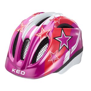 KED Helmsysteme Meggy Violet Stars
