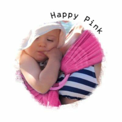 MaM Watersling Happy Pink