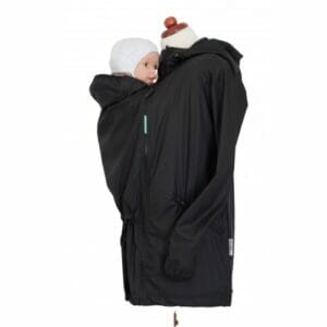 Angel Wings Anorak schwarz