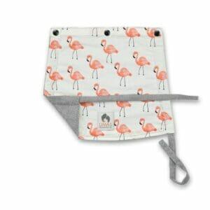 LIMAS Plus Kopfstütze Flamingos