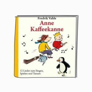 Anne Kaffeekanne – 12 Lieder zum Singen, Spielen und Tanzen