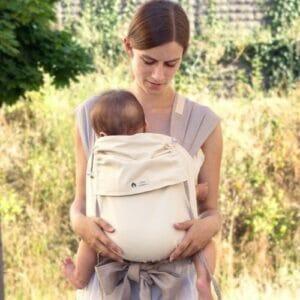 LIMAS Babytrage – Natur