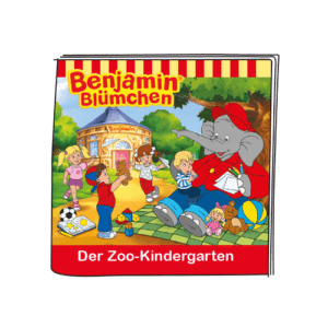 Benjamin Blümchen – Der Zoo-Kindergarten