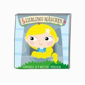 5 Lieblings-Märchen – Rapunzel und 4 weitere Märchen