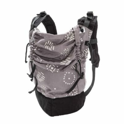 Pure Baby Love Carrier grau