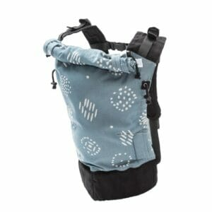Pure Baby Love Carrier blau