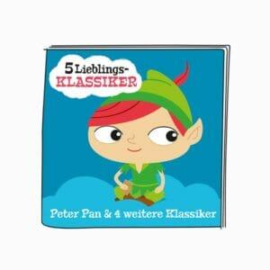 5 Lieblings-Klassiker – Peter Pan und 4 weitere Klassiker