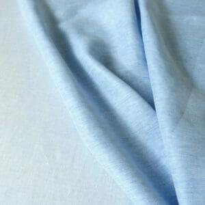 Didymos Babytragetuch Doubleface Lino azur