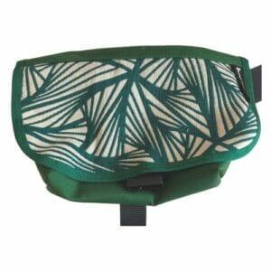 Hüfttasche Bagaboo aus Yaro Magnetic grün