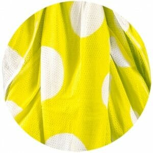 MaM Water Wrap Big Dots Daffodil