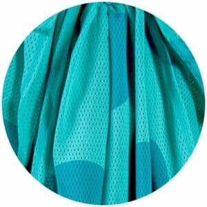 MaM Water Wrap Big Dots Turquoise