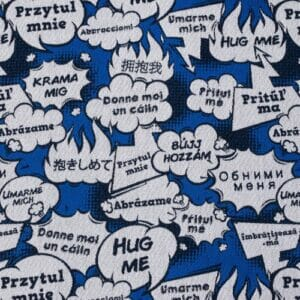 Lennylamb Puppentrage – Hug me blue